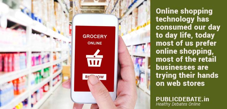 Online Shopping Technology