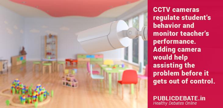 CCTV Camera in Classrooms