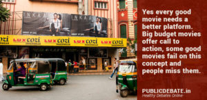 Platform for Good Cinemas