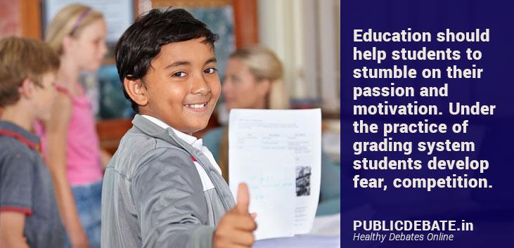 Grading System in Schools