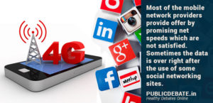 Mobile Network providers or Social networking