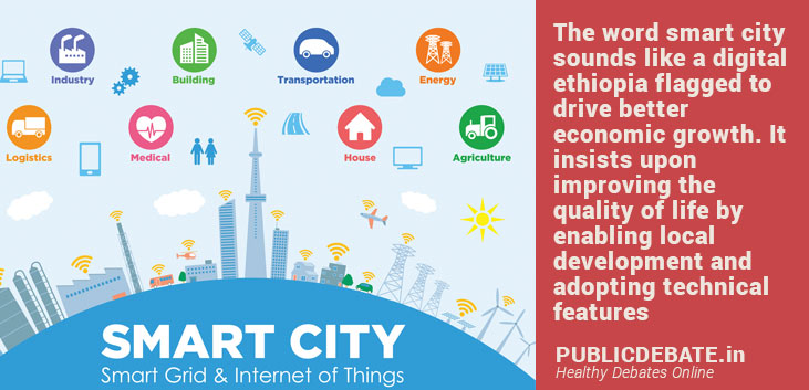 Smart Cities good or bad for future